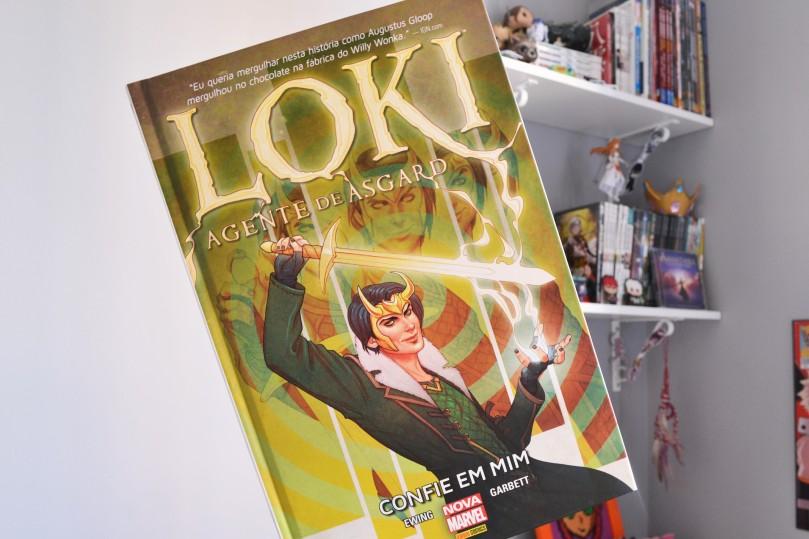 Capa Loki