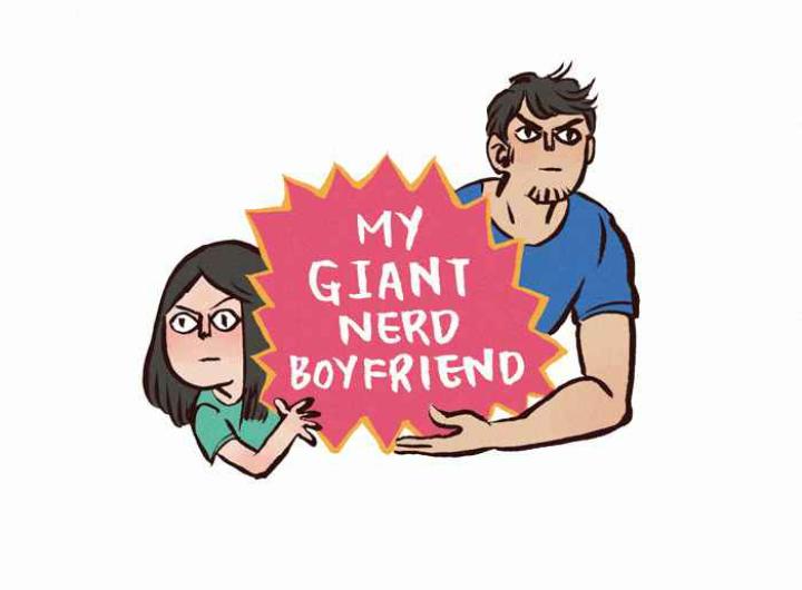 My Giant Nerd Boyfriend